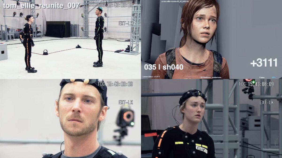 ラスト・オブ・アス(The Last of Us)のメイキング動画がすごい