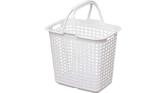 狭い部屋のためのおすすめ洗濯かご(ランドリーバスケット)
